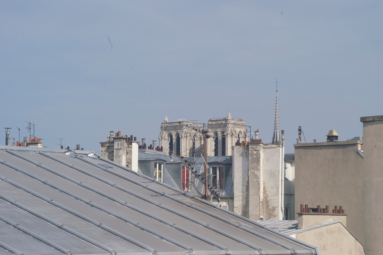 Paris hotel romantic charming on left bank near rer chatelet near saint michel metro odeon - Saint michel paris metro ...
